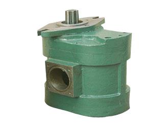 低噪音大流量油泵