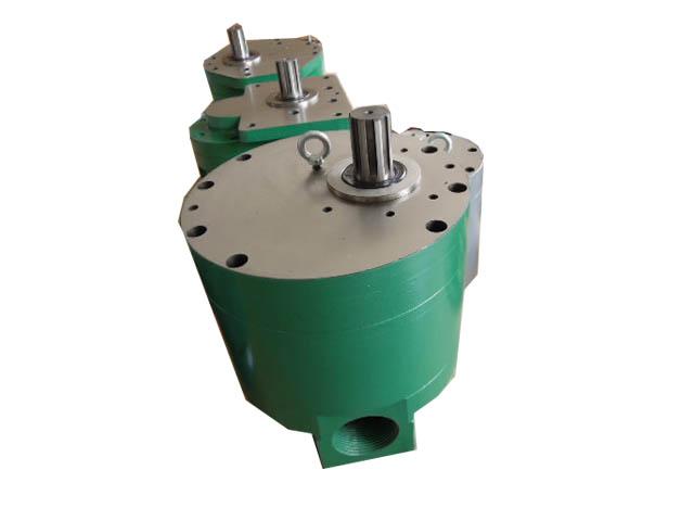 湖南XCB-B600低噪音大流量齿轮泵