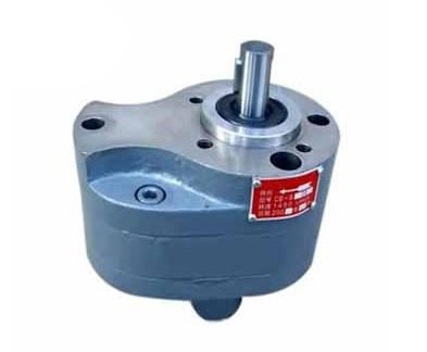 低压大流量齿轮油泵